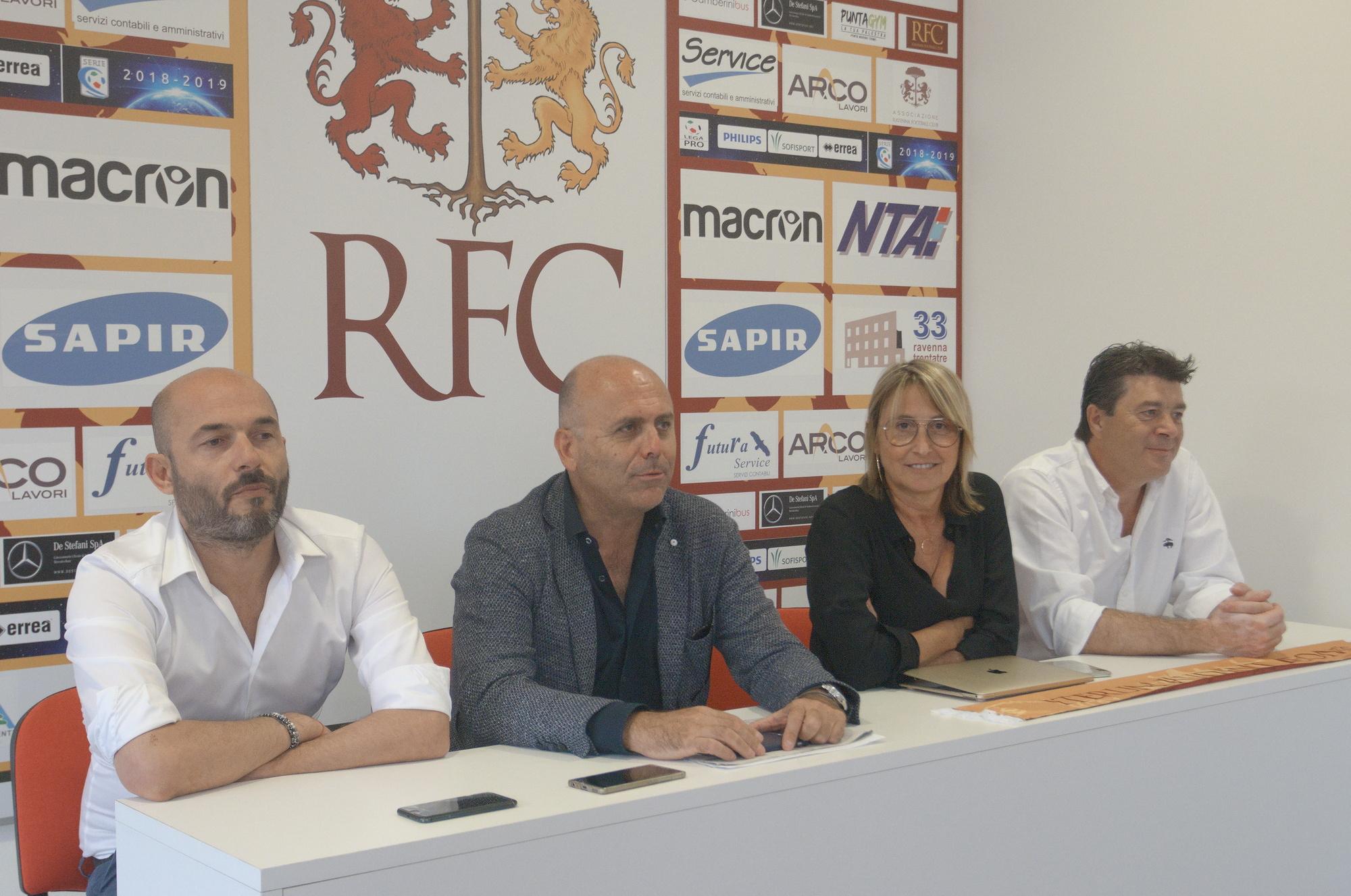 """Calcio, il Classe """"divorzia"""" dal Ravenna"""