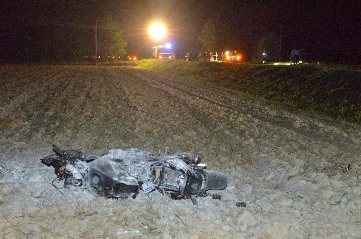 Lugo, incidente sulla Bastia. Muore motociclista, due feriti in auto