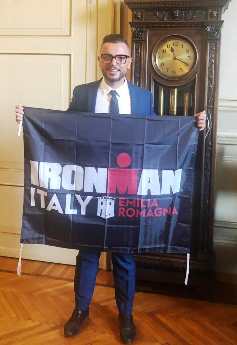 Ironman di triathlon, coinvolta anche Forlì
