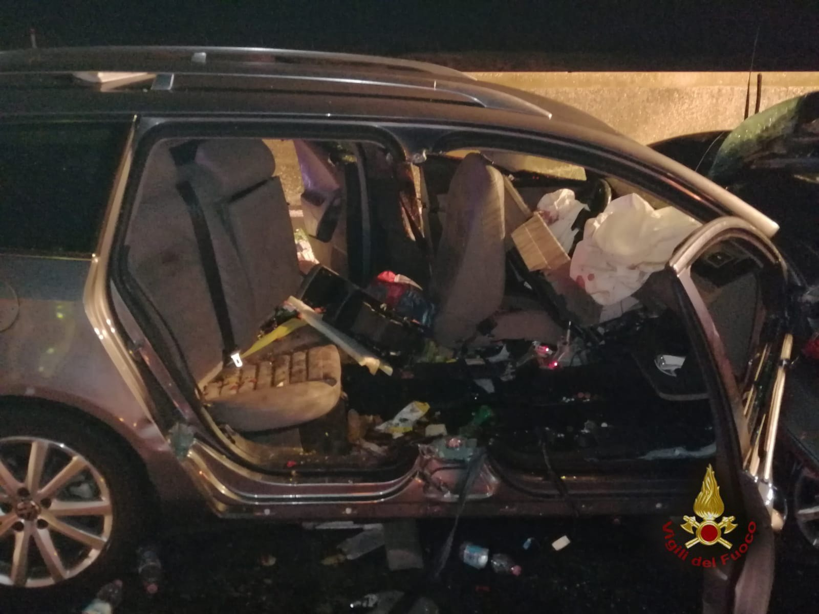 Incidente in A14 tra Valle del Rubicone e Cesena 2 morti e 3 feriti