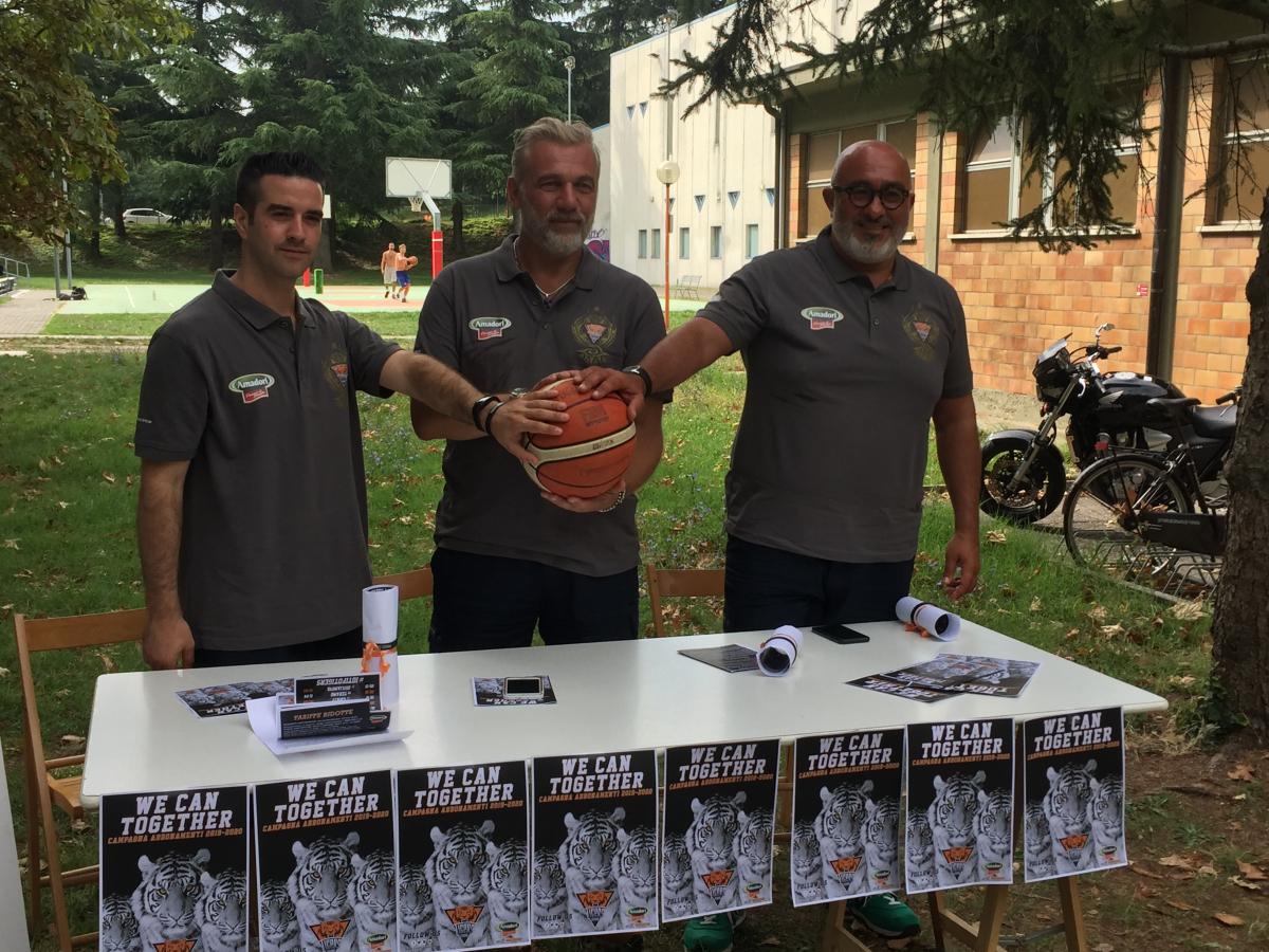 Basket B, Tigers Cesena: lunedì 19 via agli abbonamenti