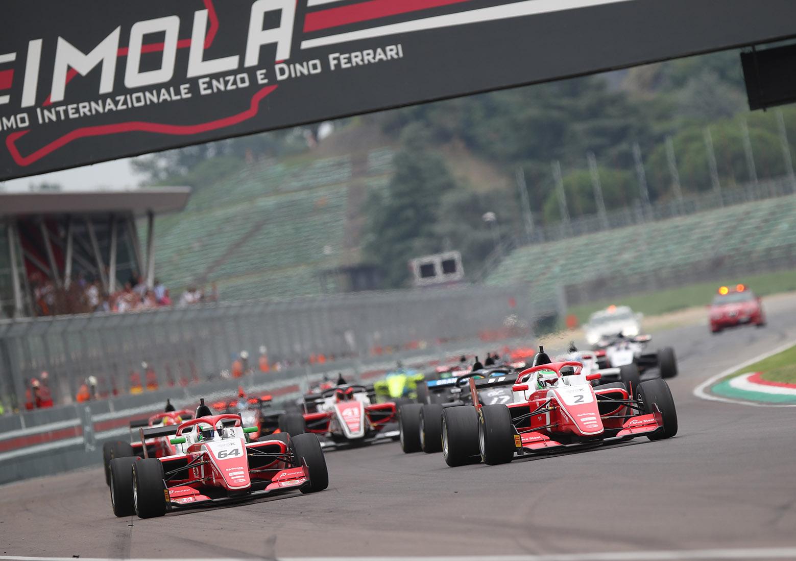 Automobilismo, i risultati dell'Aci Racing Weekend di Imola