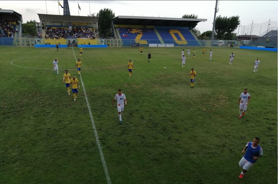 Calcio Serie C, Giovinco-gol ma il Ravenna va ko a Fermo