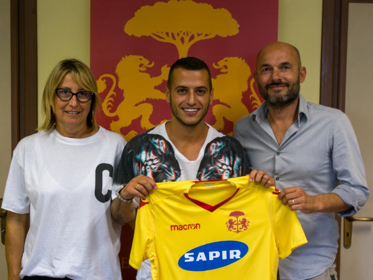Calcio serie C, il Ravenna ufficializza l'ingaggio di Giovinco