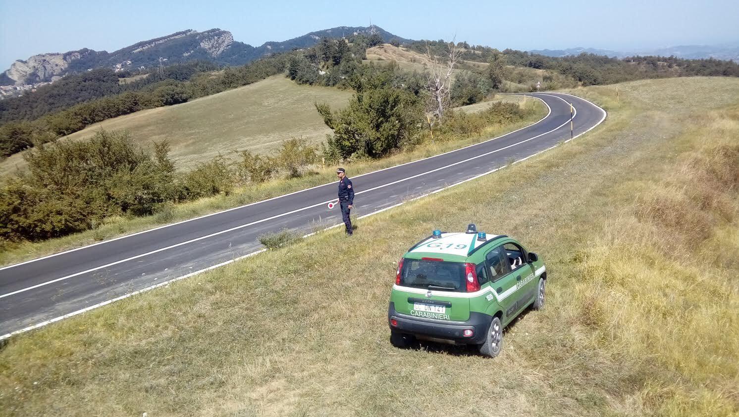 Rimini, apertura caccia: controlli della Forestale