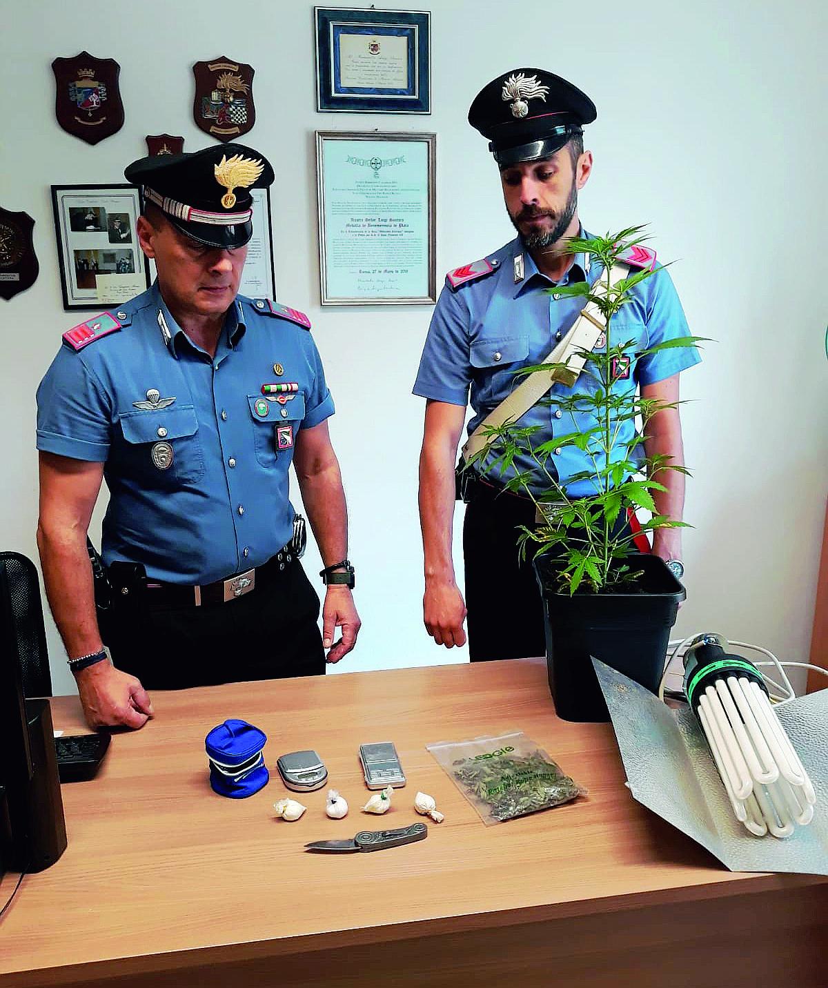 Bancario 47enne arrestato a Bellaria Igea Marina con 40 grammi di coca