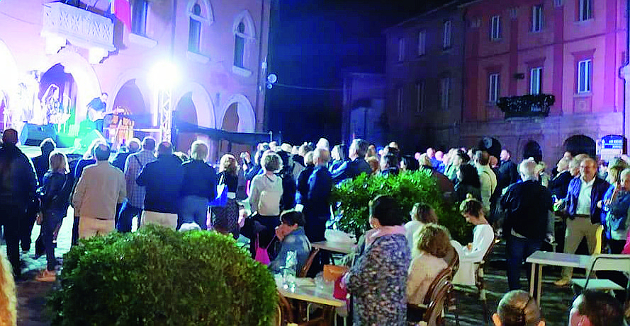 Attempati borseggiatori bloccati dai volontari della sagra a Verucchio