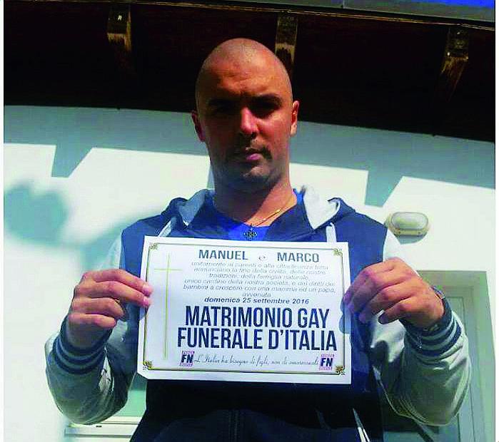 Scontri a Forlì, da membro di Fn di Rimini soldi a chi salva migranti