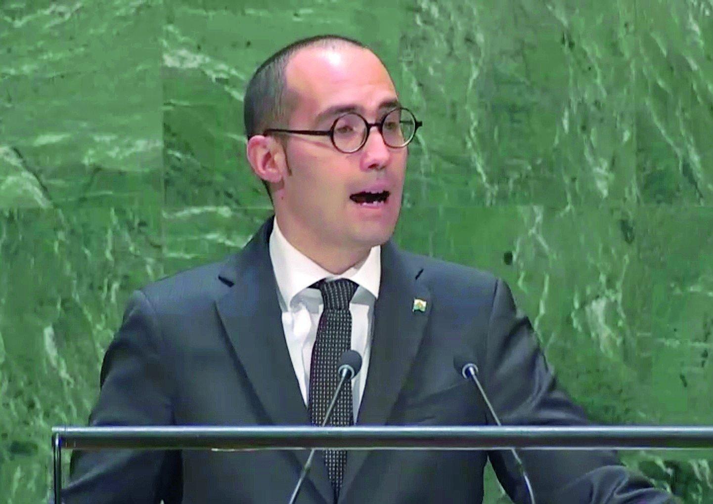 Renzi all'Onu: «San Marino vuole garantire un futuro al pianeta»