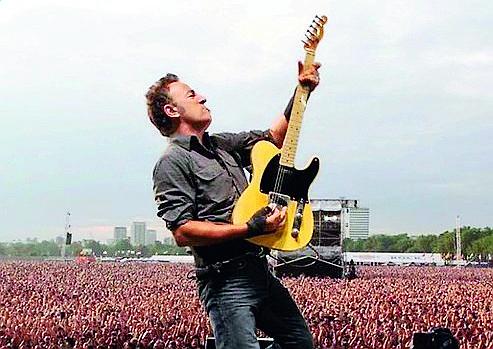"""Dopo il sogno Vasco quello di Springsteen: """"Portiamo il Boss a Imola"""""""