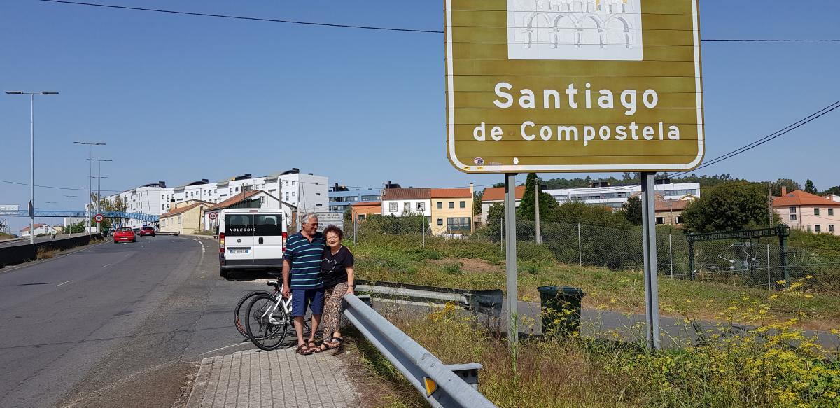 Verso Santiago, da Silleda a Santiago de Compostela