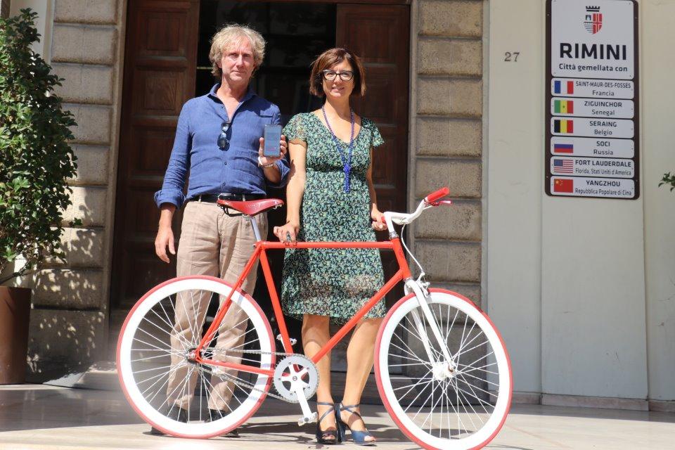 Parte da Rimini la lotta digitale contro il furto di biciclette