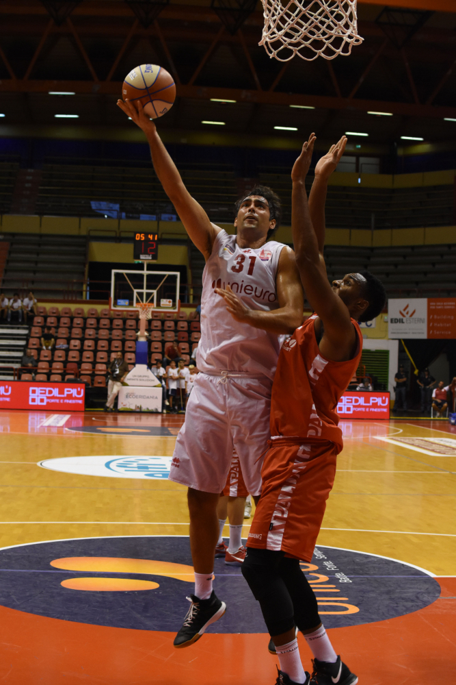 Basket A2, anticipo per la seconda giornata dell'Unieuro