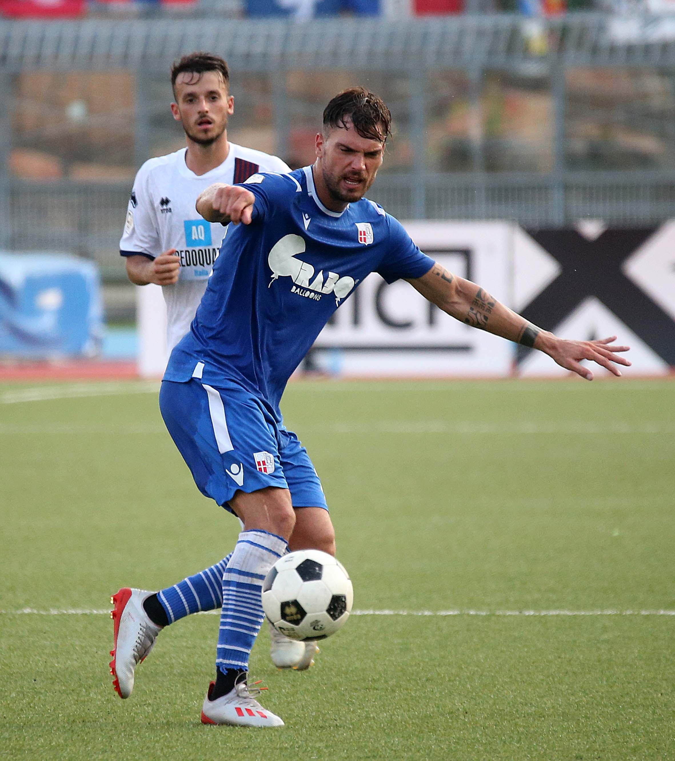 Calcio serie C, un giusto pareggio per il Rimini (1-1)