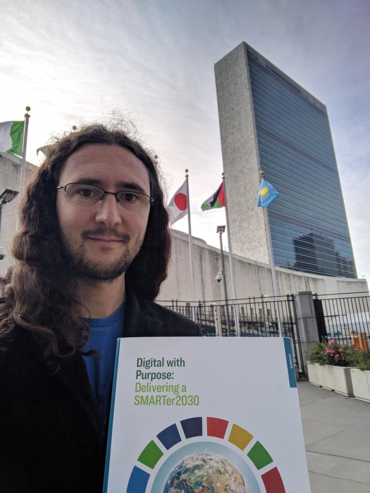 Da Ravenna a New York la startup Studiomapp conquista le Nazioni Unite