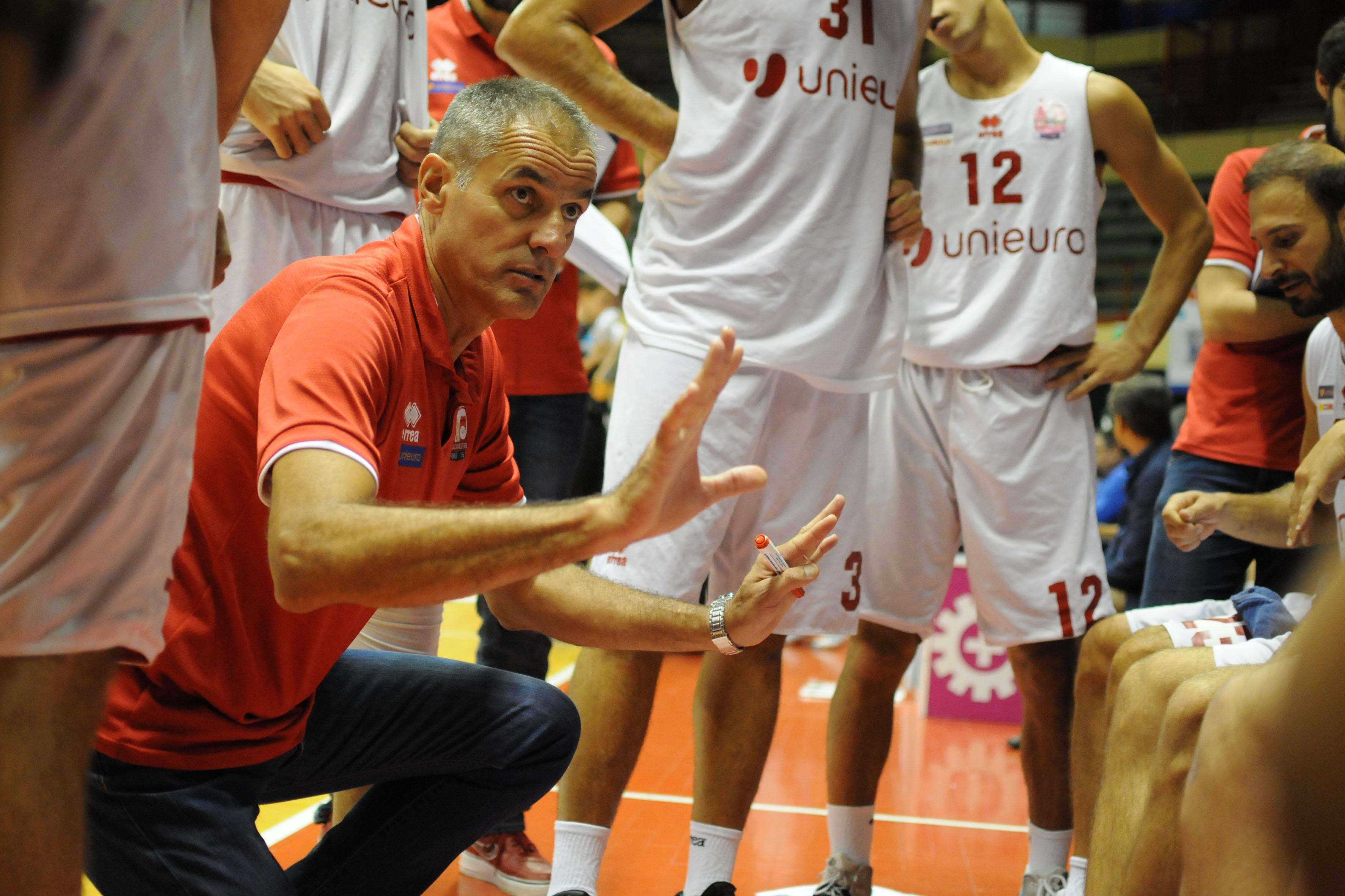 Basket A2, Unieuro pronta alla sfida contro Udine