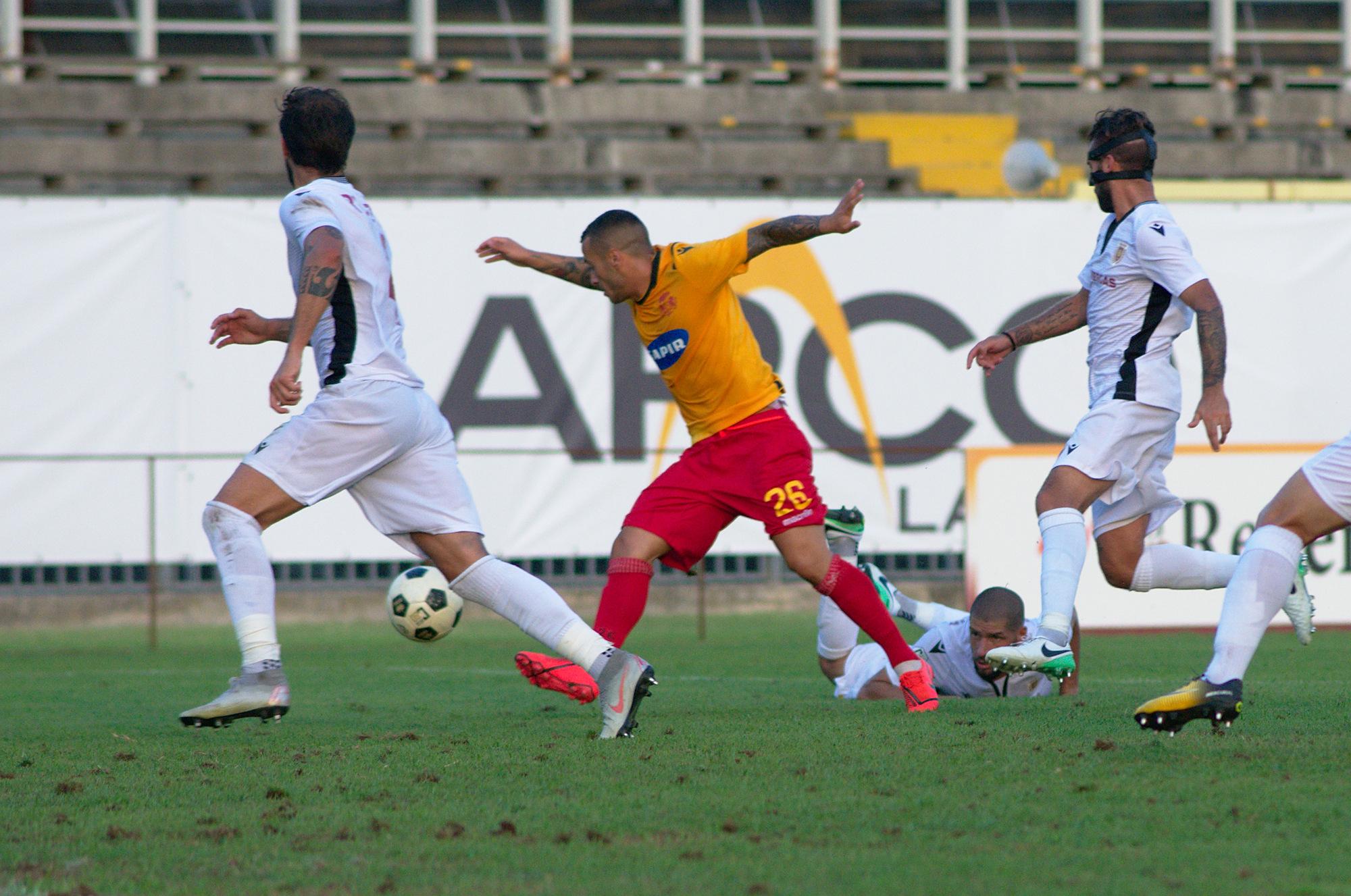 Calcio serie C, Ravenna pronto all'esame-Piacenza