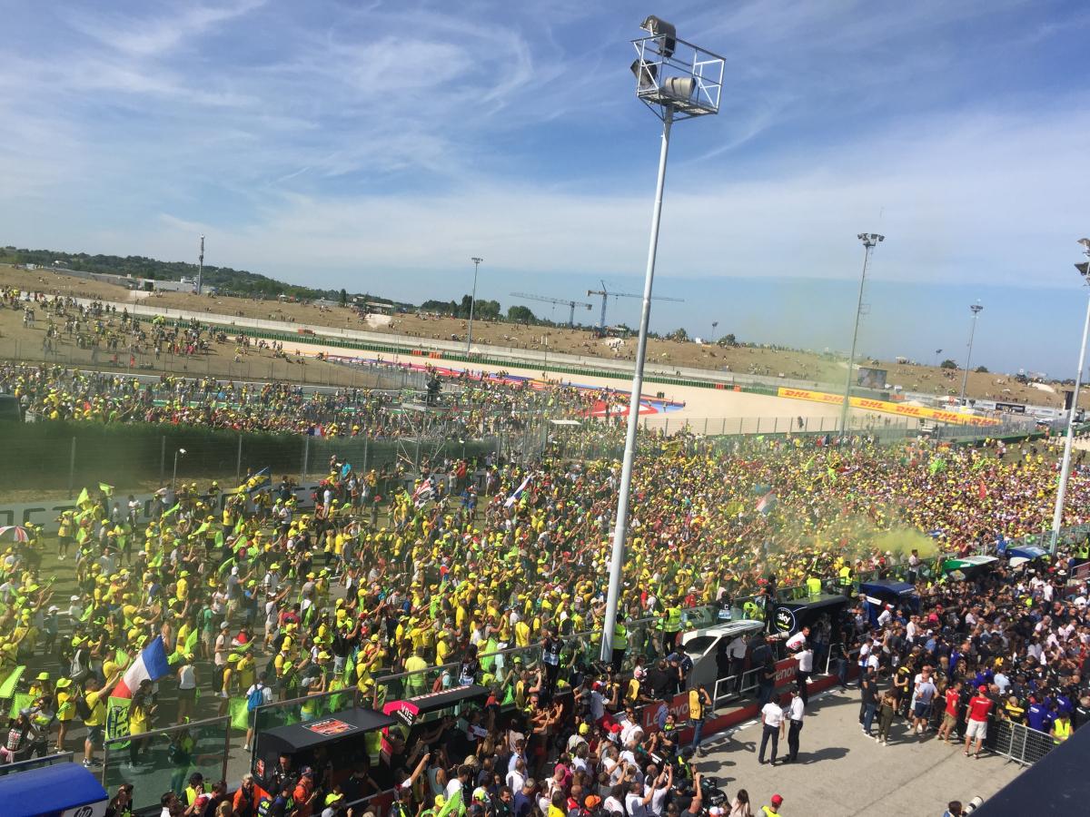MotoGp, la soddisfazione del Misano World Circuit
