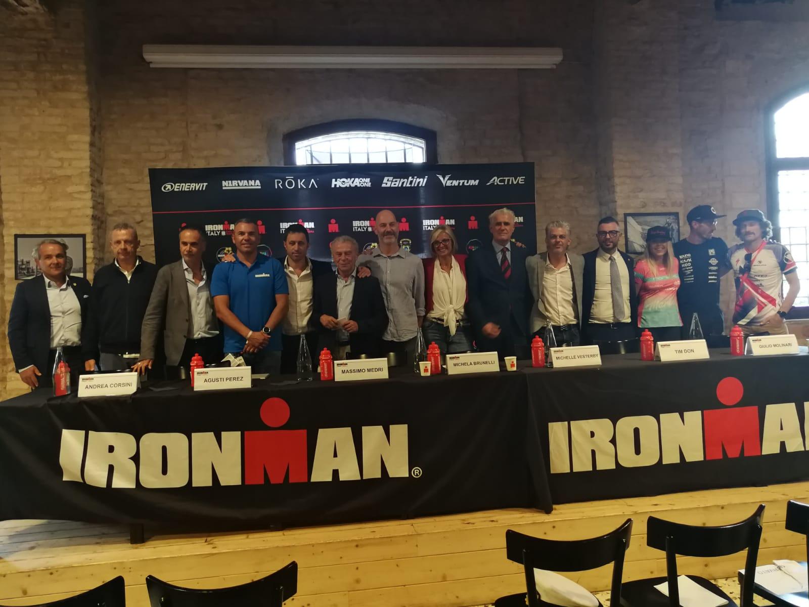 Triathlon, a Cervia lo spettacolo dell'Ironman