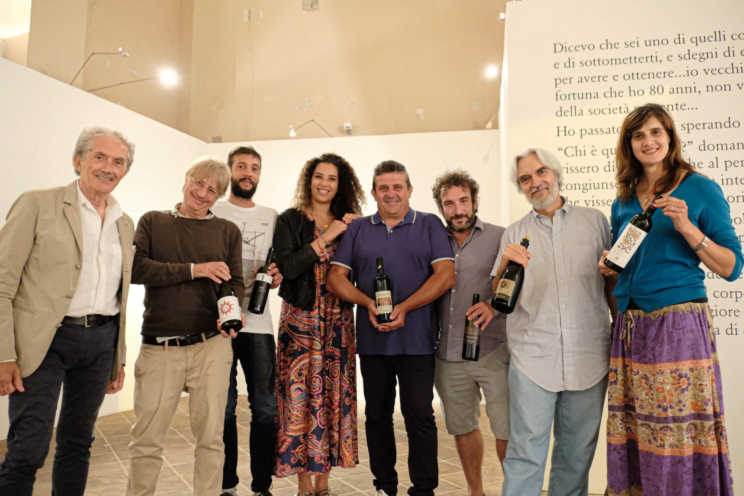 I vini di Modigliana, figli di un mare antico