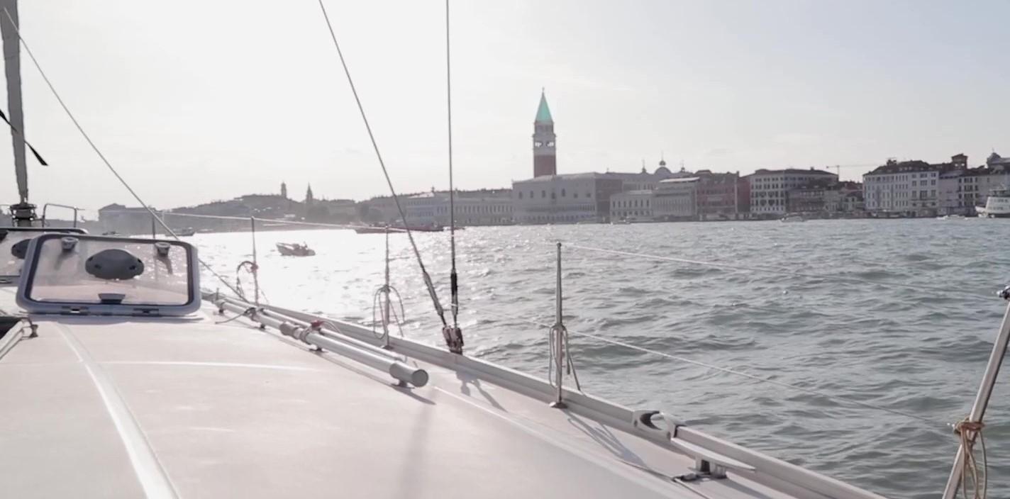 Vela, prima edizione della Mediolanum Cup, da Rimini a Venezia VIDEO