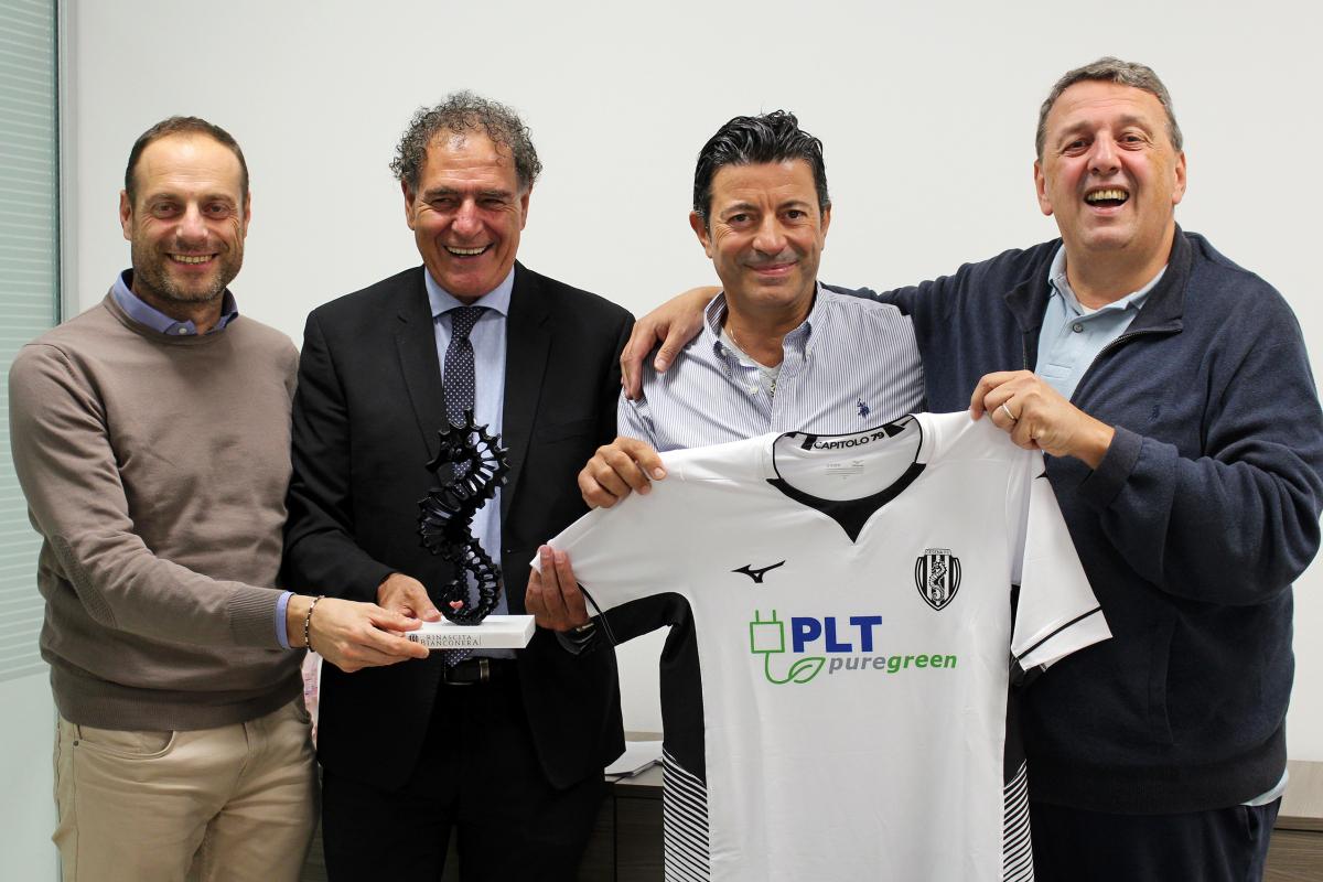Calcio serie C, nuovo socio per il Cesena