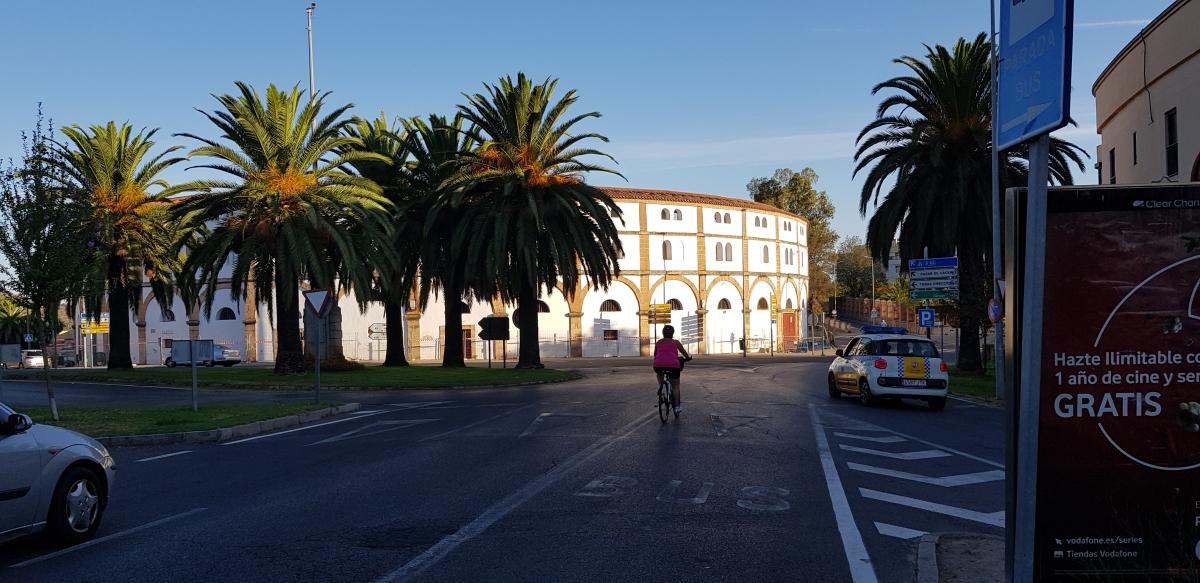 In viaggio per Santiago, quinta tappa: Caceres-Plasencia