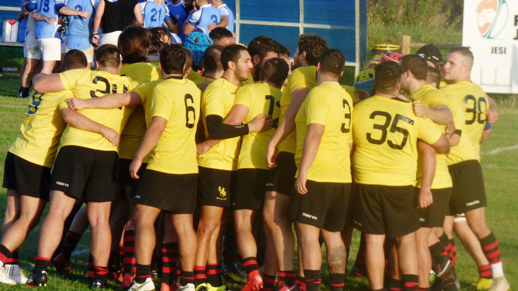 Rugby A, sabato amichevole Romagna Rfc-Bologna