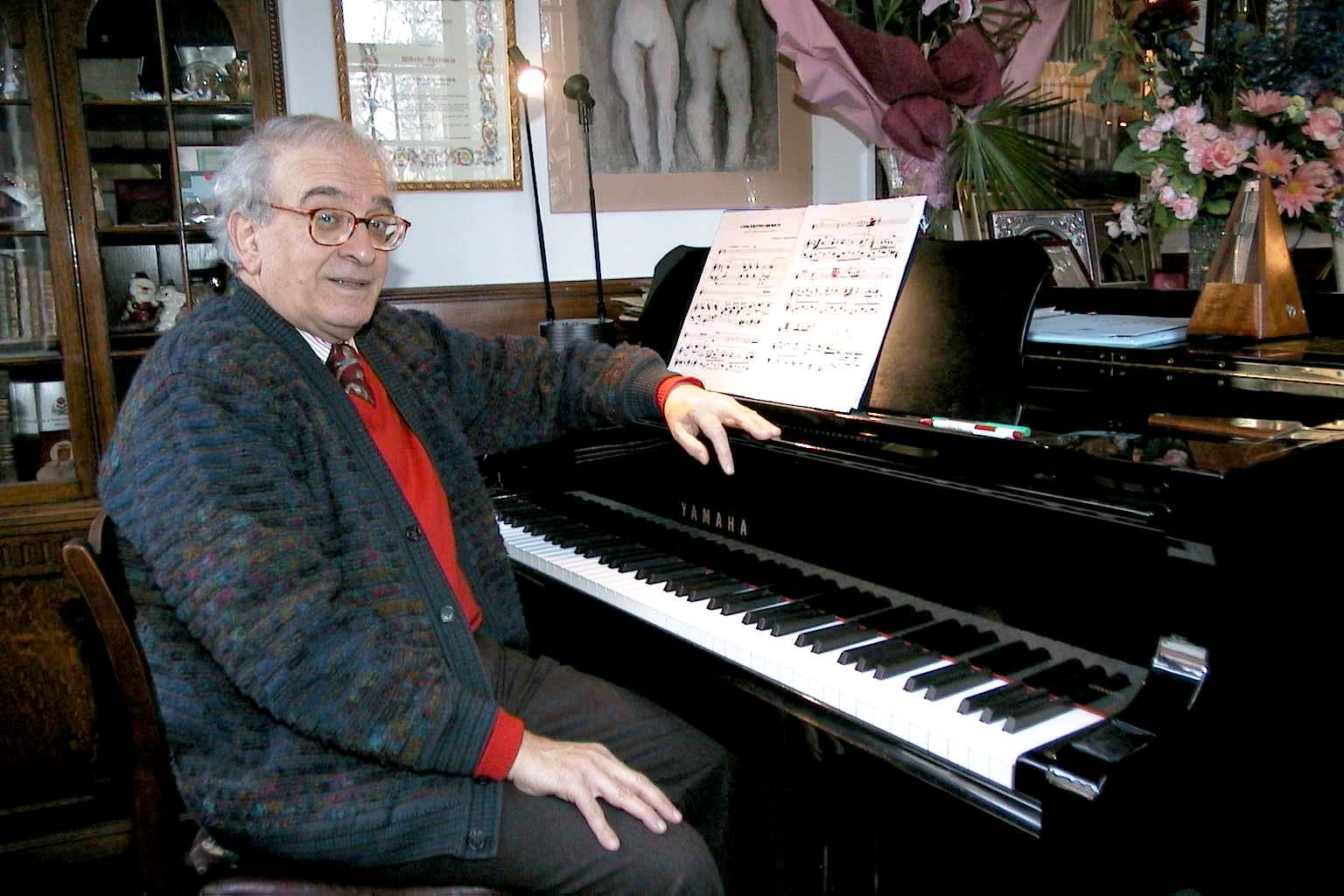 Rimini. Musica in lutto, è morto il Maestro Alfredo Speranza