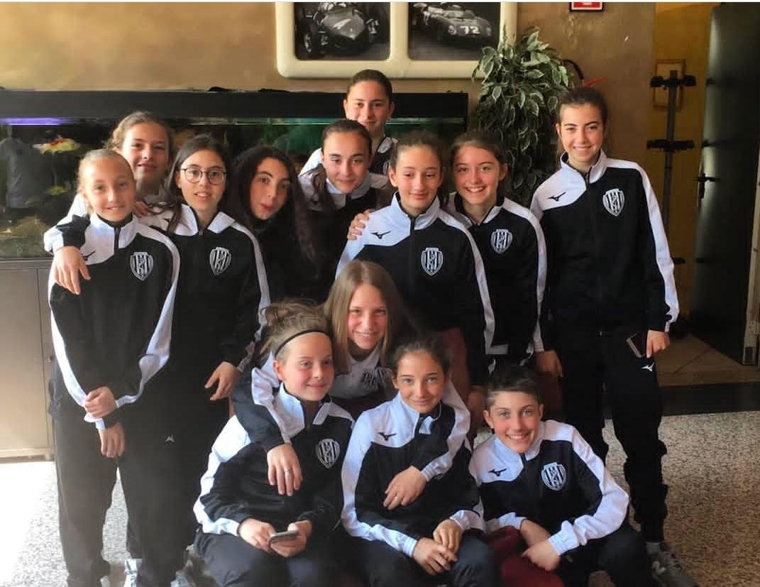 Calcio donne, le giovani del Cesena si mettono in moto