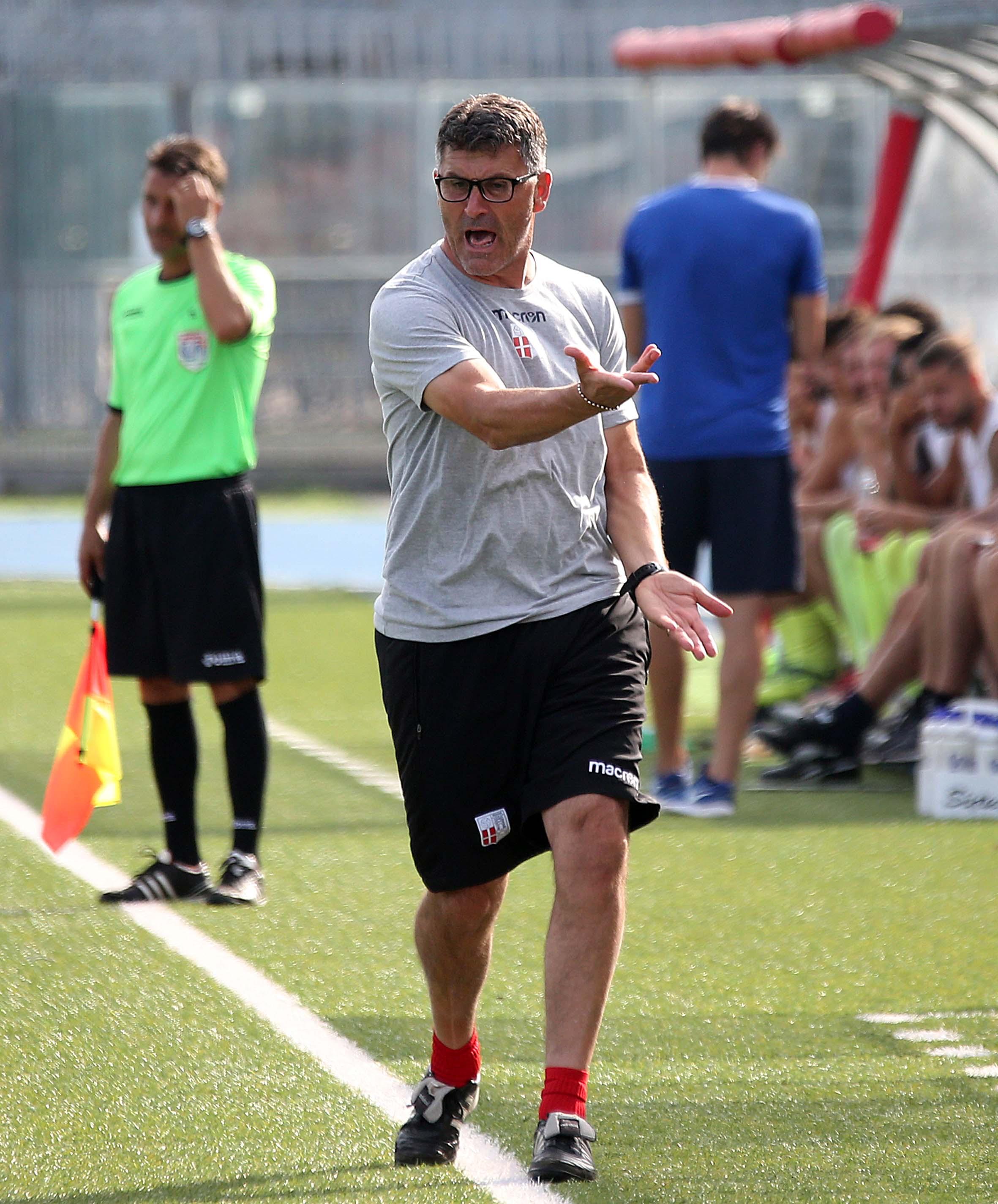 Calcio serie C, Rimini beffato al 95' in casa della Feralpi (2-2)
