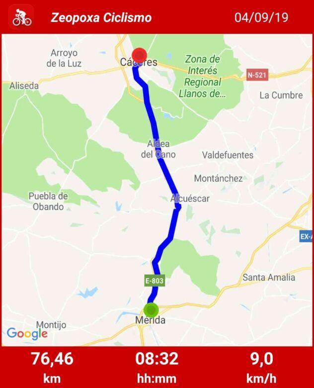In viaggio per Santiago, quarta tappa: Merida - Caceres