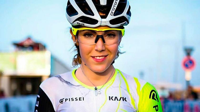 Lei è Letizia, l'Influencer che va in bici senza freni!