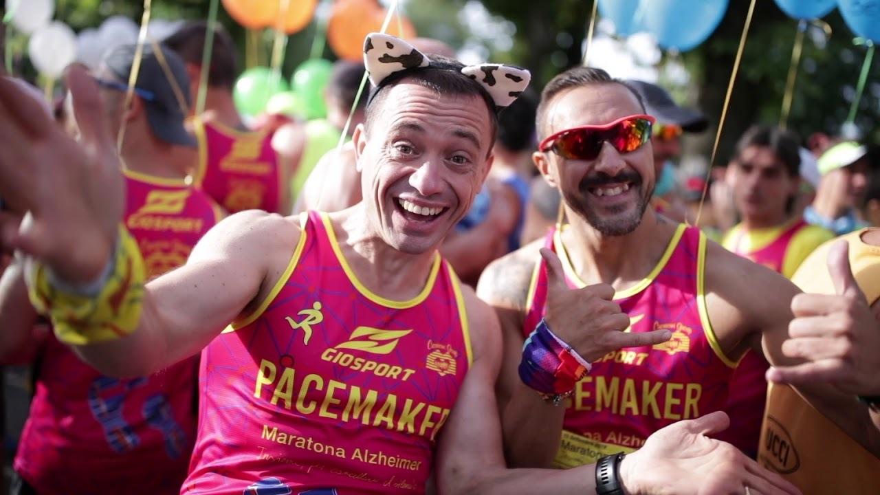 Maratona Alzheimer, che successo - VIDEO