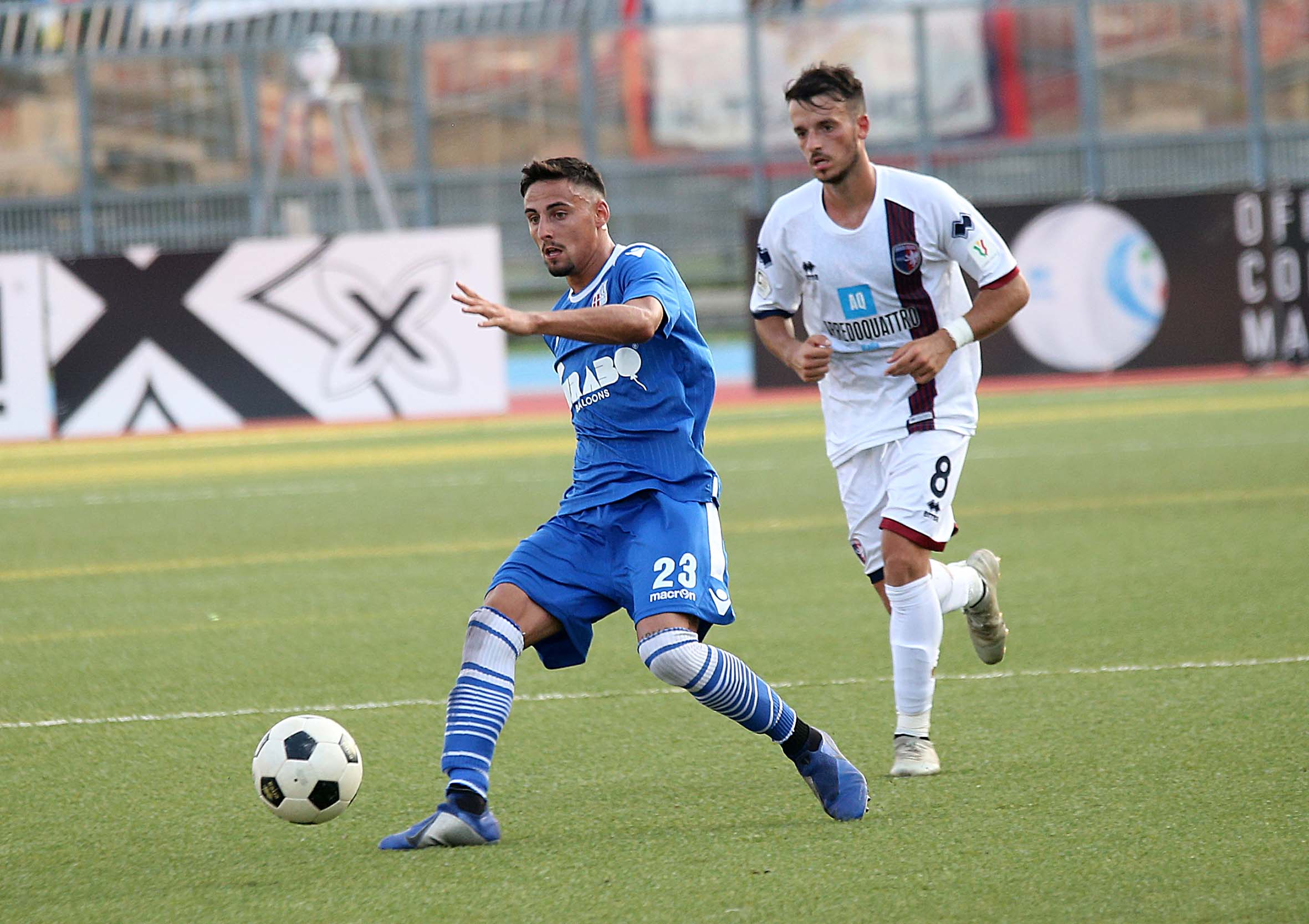 """Calcio Serie C, Rimini """"ribaltato"""" a Carpi"""