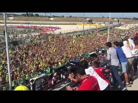 MotoGp Misano: 158.300 spettatori, fischi per Marquez - VIDEO