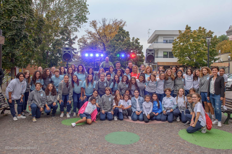 Riccione, presentata la squadra di calcio femminile under 15