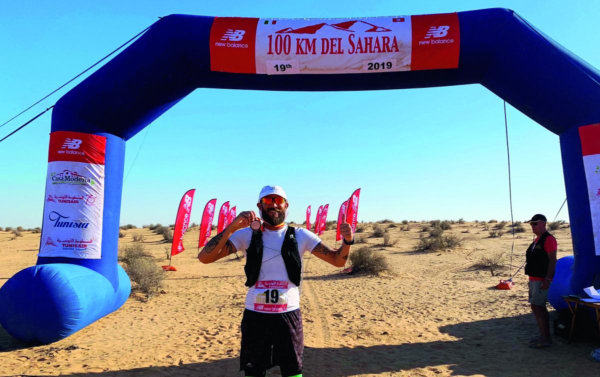 Dal Palio di Faenza alla maratona sulla sabbia nel Sahara