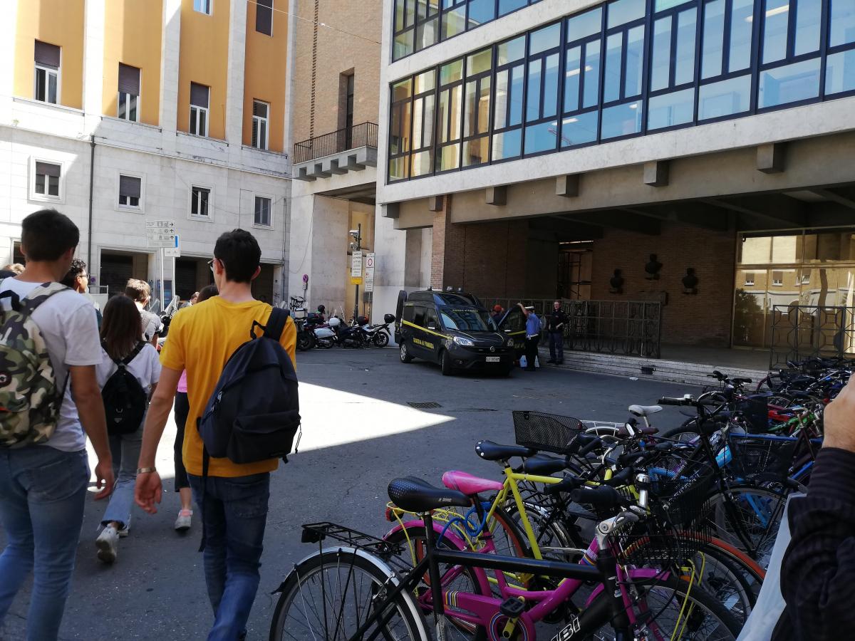 Ravenna, telecamere contro degrado e spaccio in zona Novello-Classense