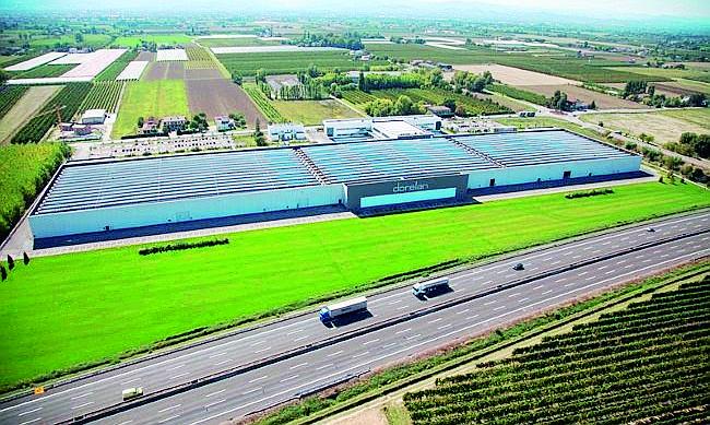 Forlì, Dorelan si amplia e apre nuovo reparto produttivo a Malmissole