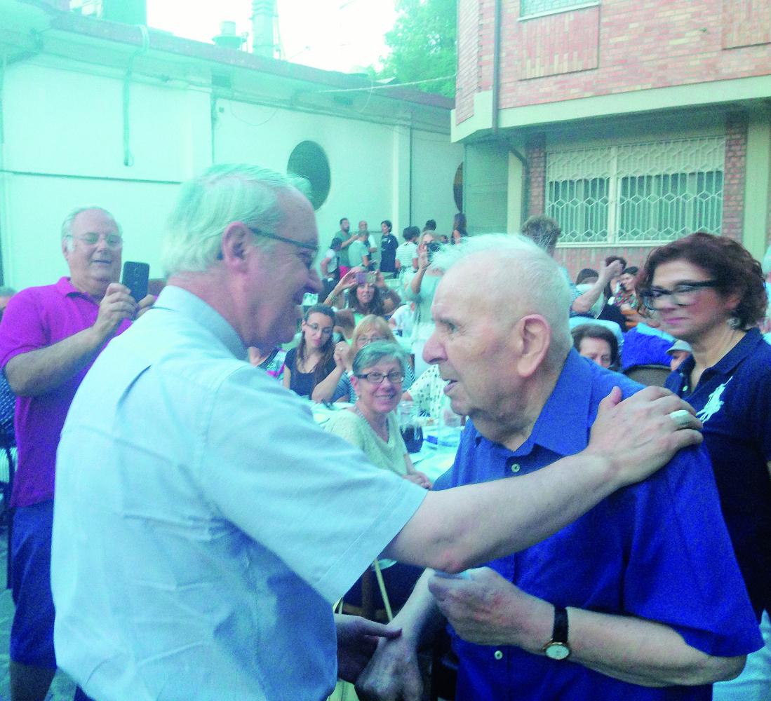 Rimini piange don Bonini, il decano dei preti zio di Sandra Sabattini