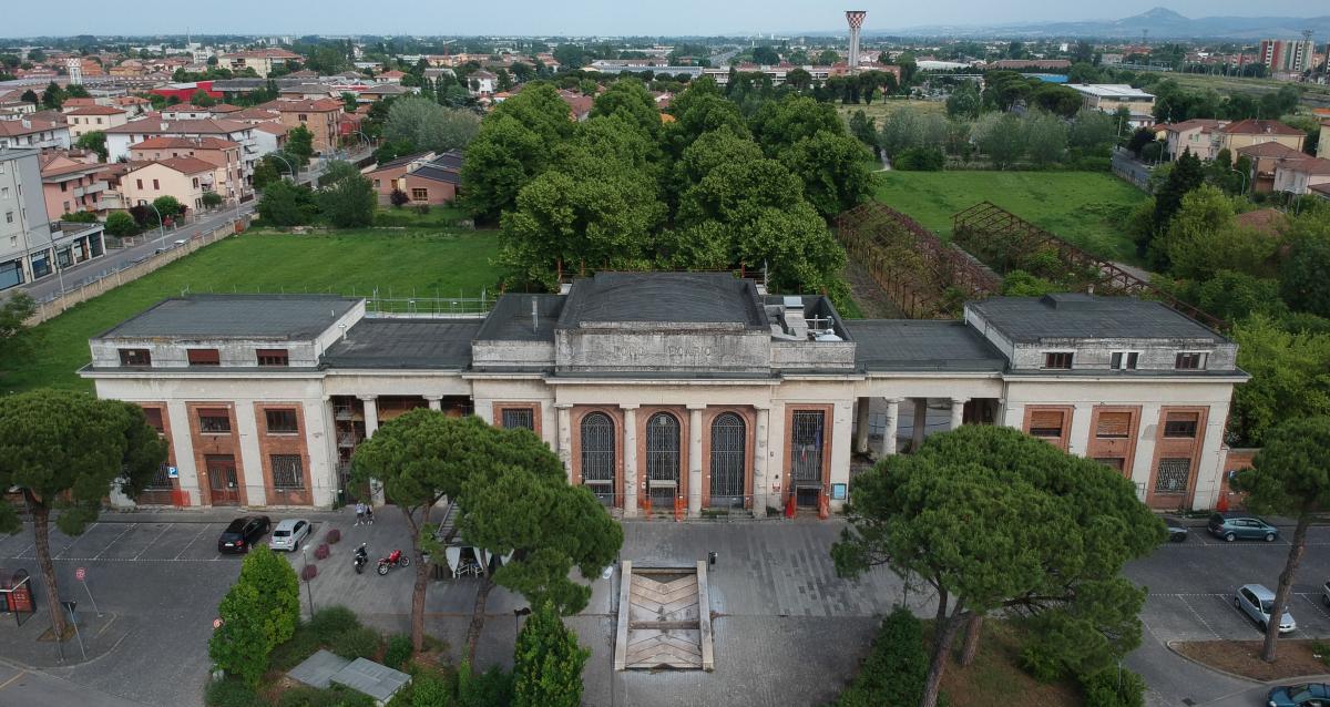 Dal degrado a nuovo polmone verde, a Forlì rinasce il Foro Boario