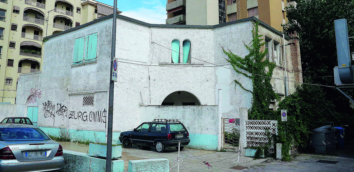 Riccione, l'ex Cacetta del Duce venduta a un'immobiliare milanese