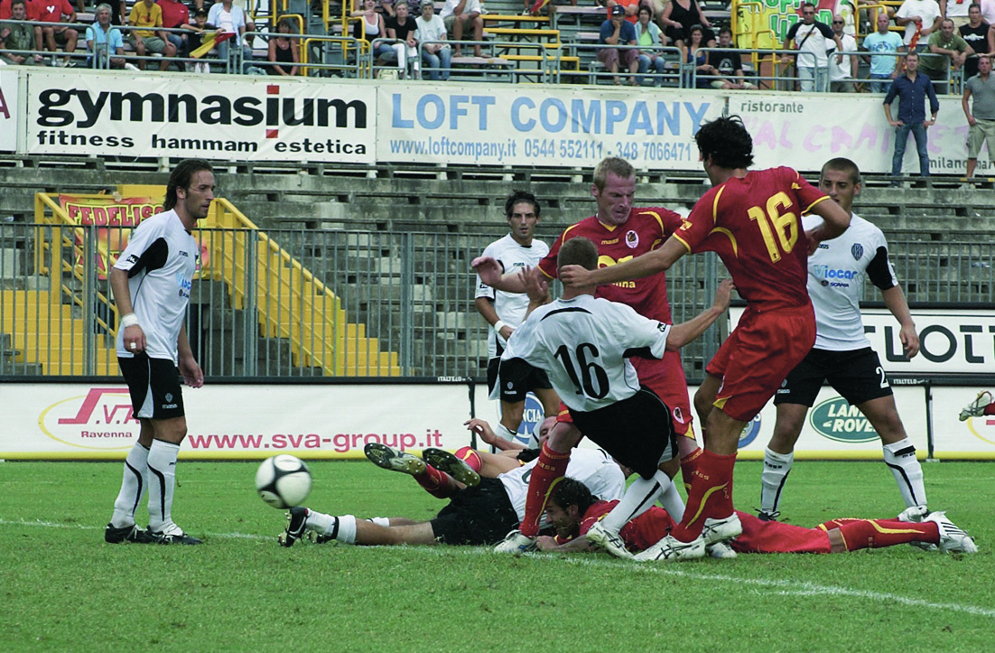 Calcio Serie C, al via la prevendita dei biglietti per Ravenna-Cesena