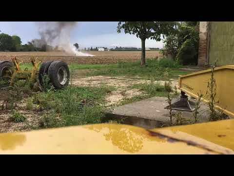 Disinnescata la bomba trovata a Conventello - VIDEO