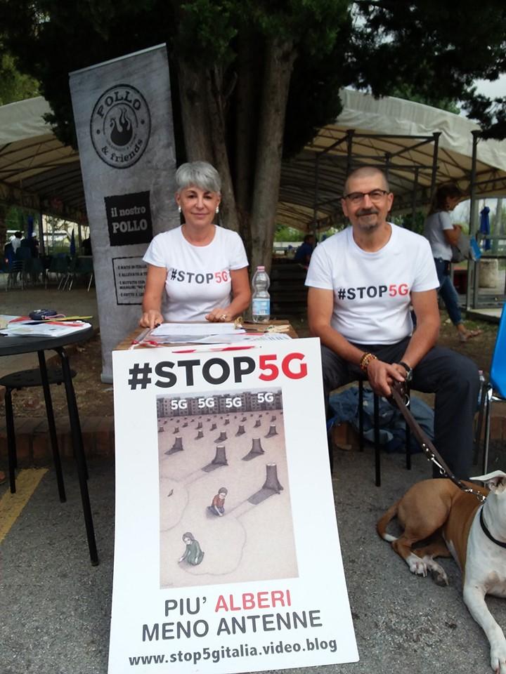 Stop 5G, battaglia anche a Rimini. Conferenza e raccolta firme