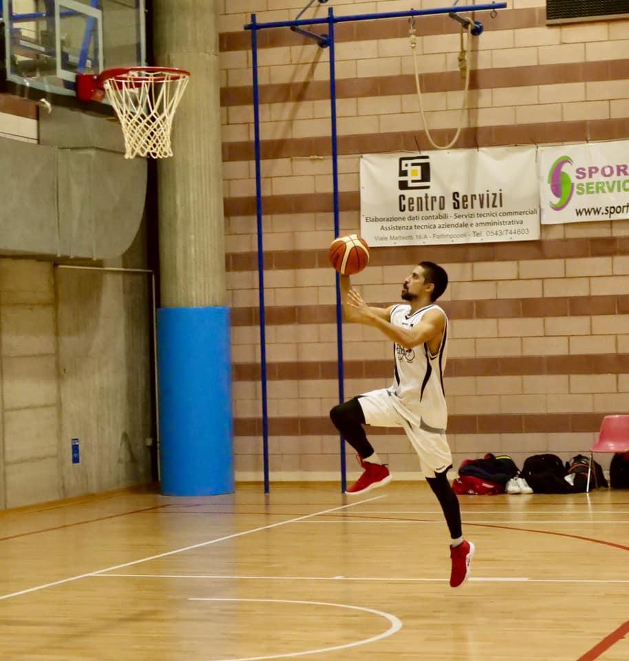 Basket C Gold, Scirea, stagione finita per Montaguti