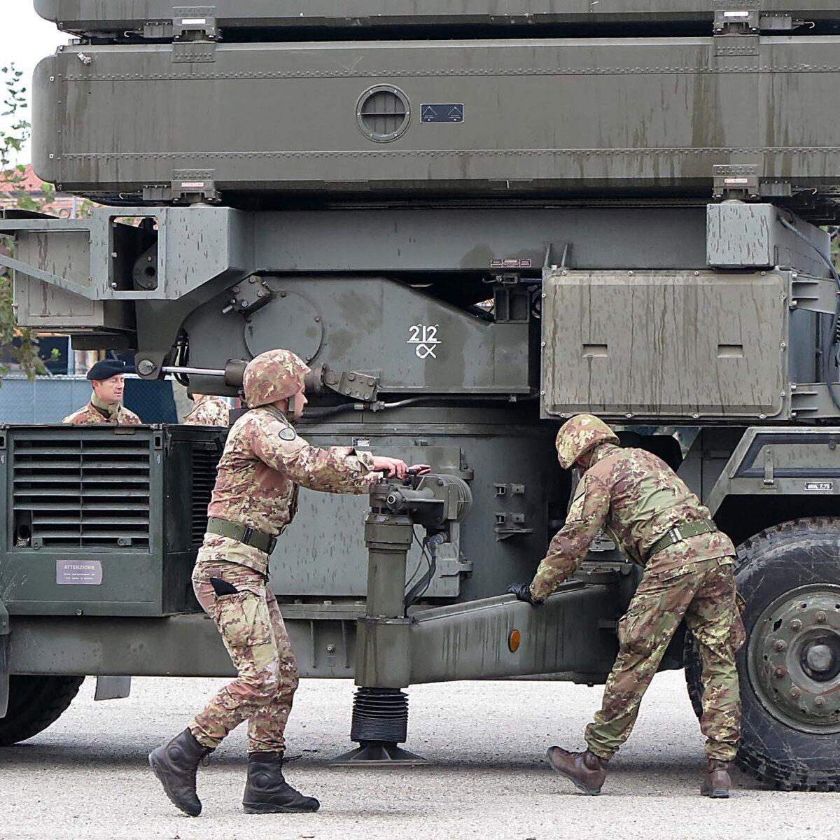 Natalini: servono una politica estera e una forza militare dell'Ue