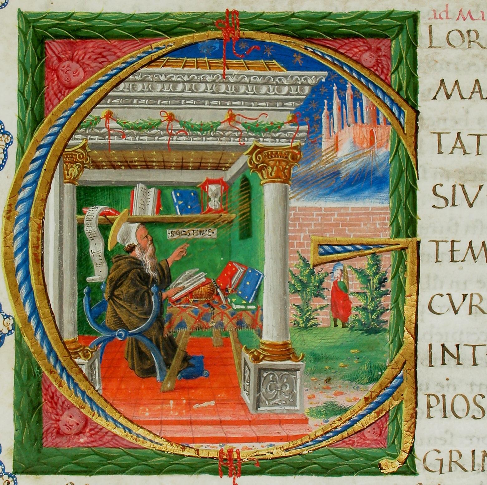 Due codici del xv secolo da oggi esposti alla Malatestiana