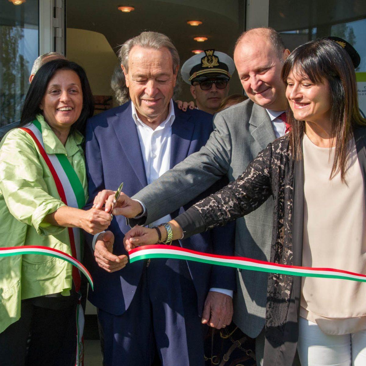 A Riccione inaugura l'Emporio solidale nella sede ex Tucker